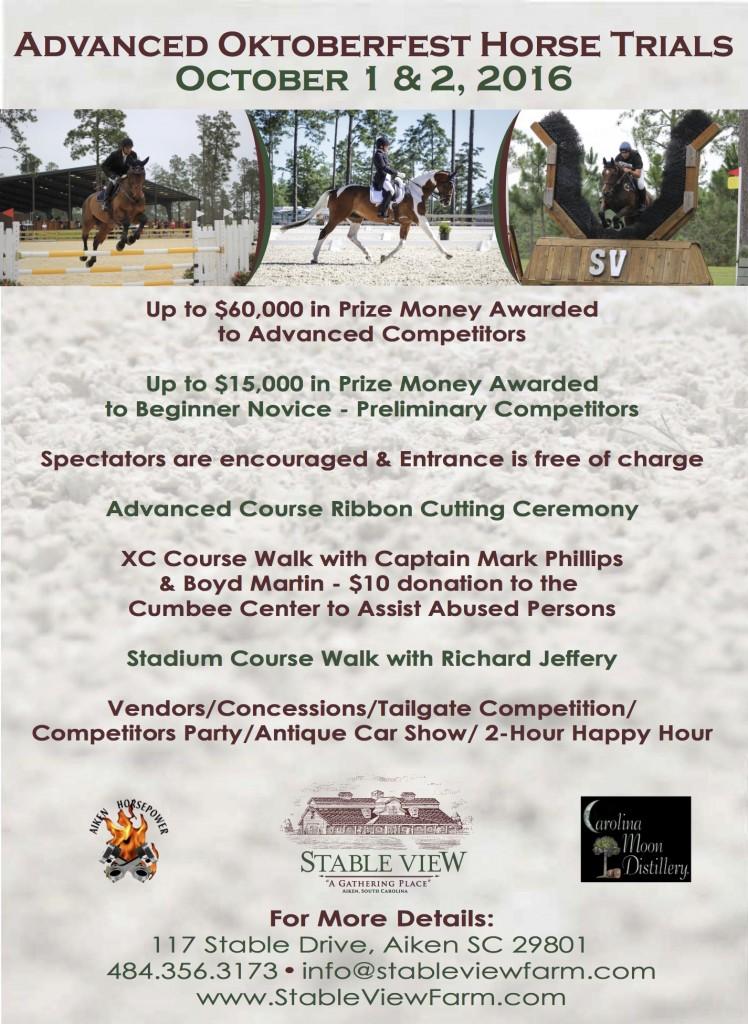 Aiken Horse_SV_AugSept_Full Page